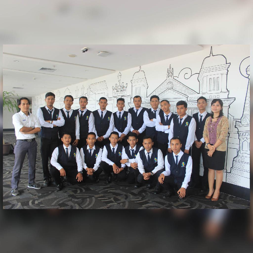 BATCH LIII Hotel Tour at Hotel Innside by Melia Yogyakarta