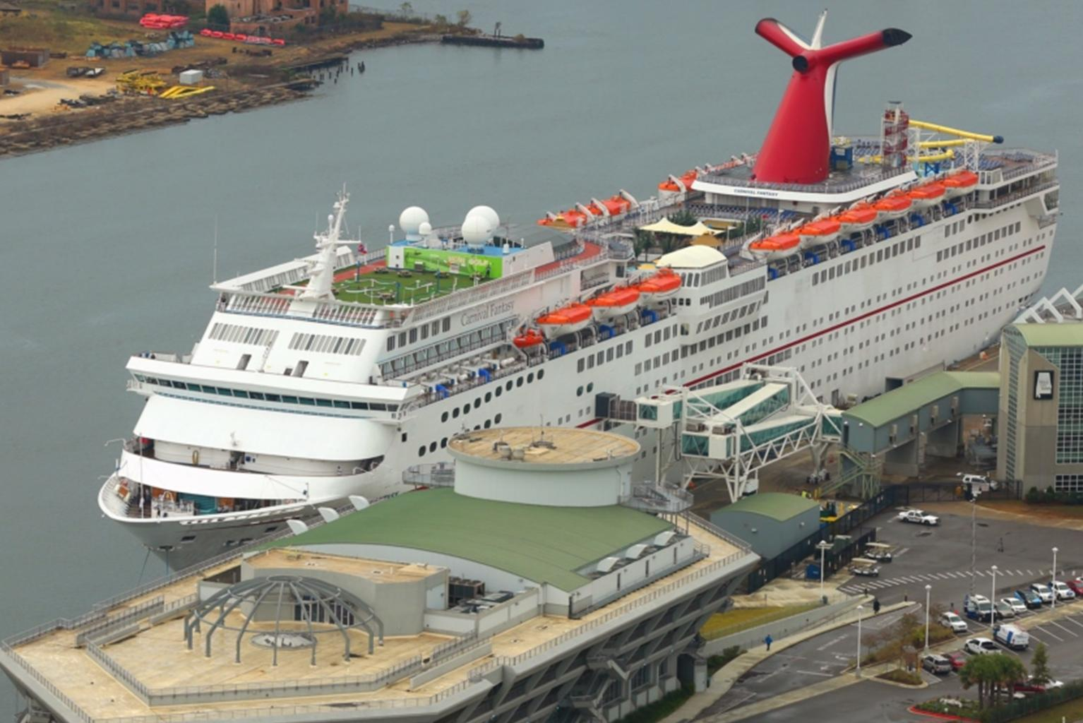 Carnival Inks Three-Year Extension in Mobile