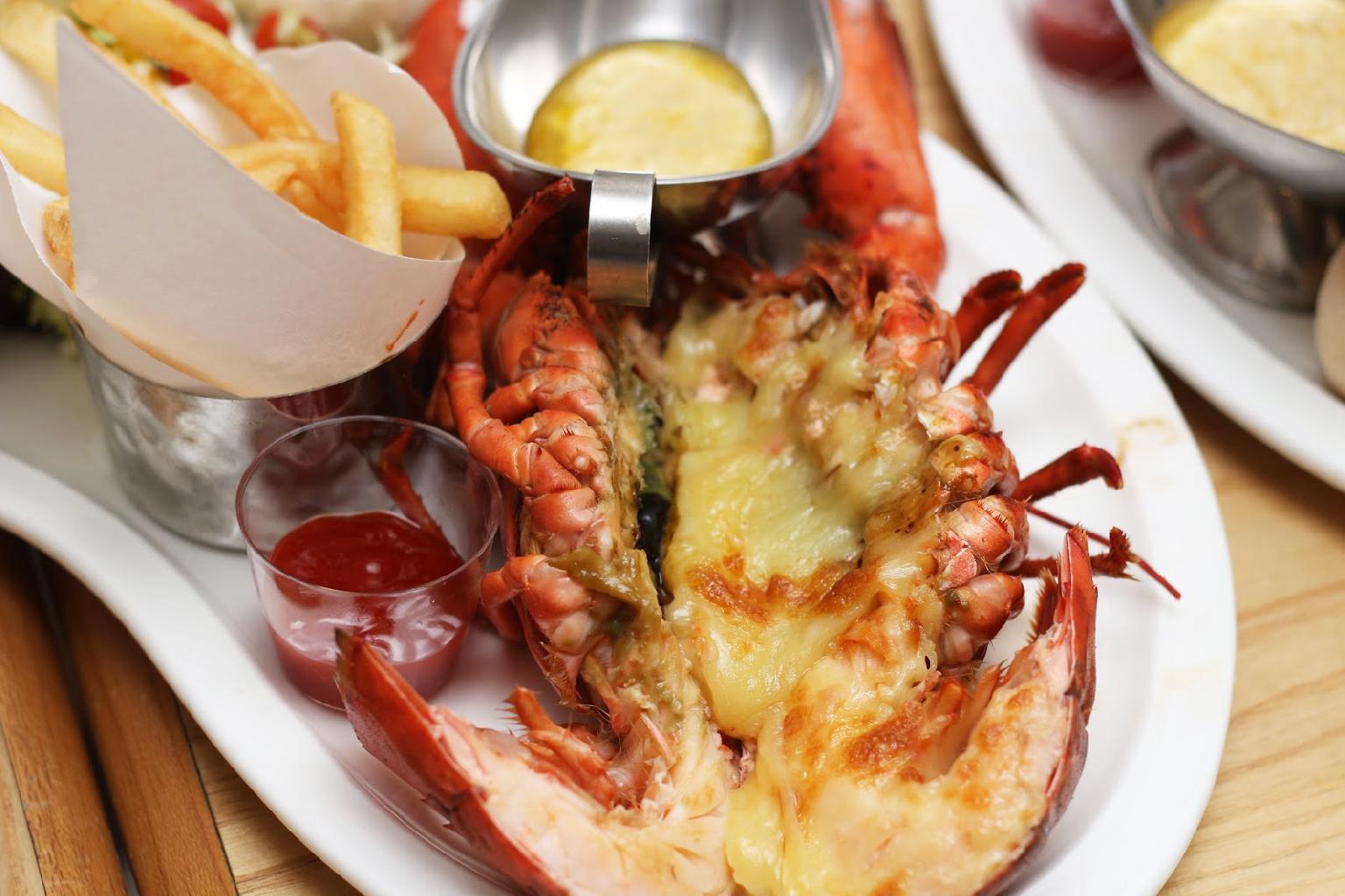 Kampung Lobster