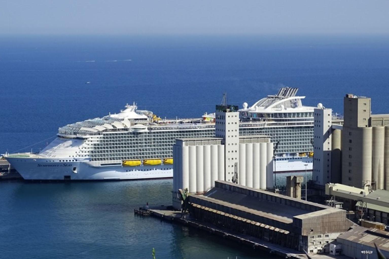 Mediterranean Now Second Biggest Cruise Region, Again