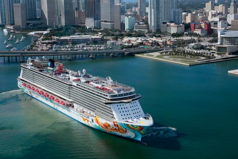 Miami mengharapkan52.000penumpang Kapal Pesiar dlm satu hari