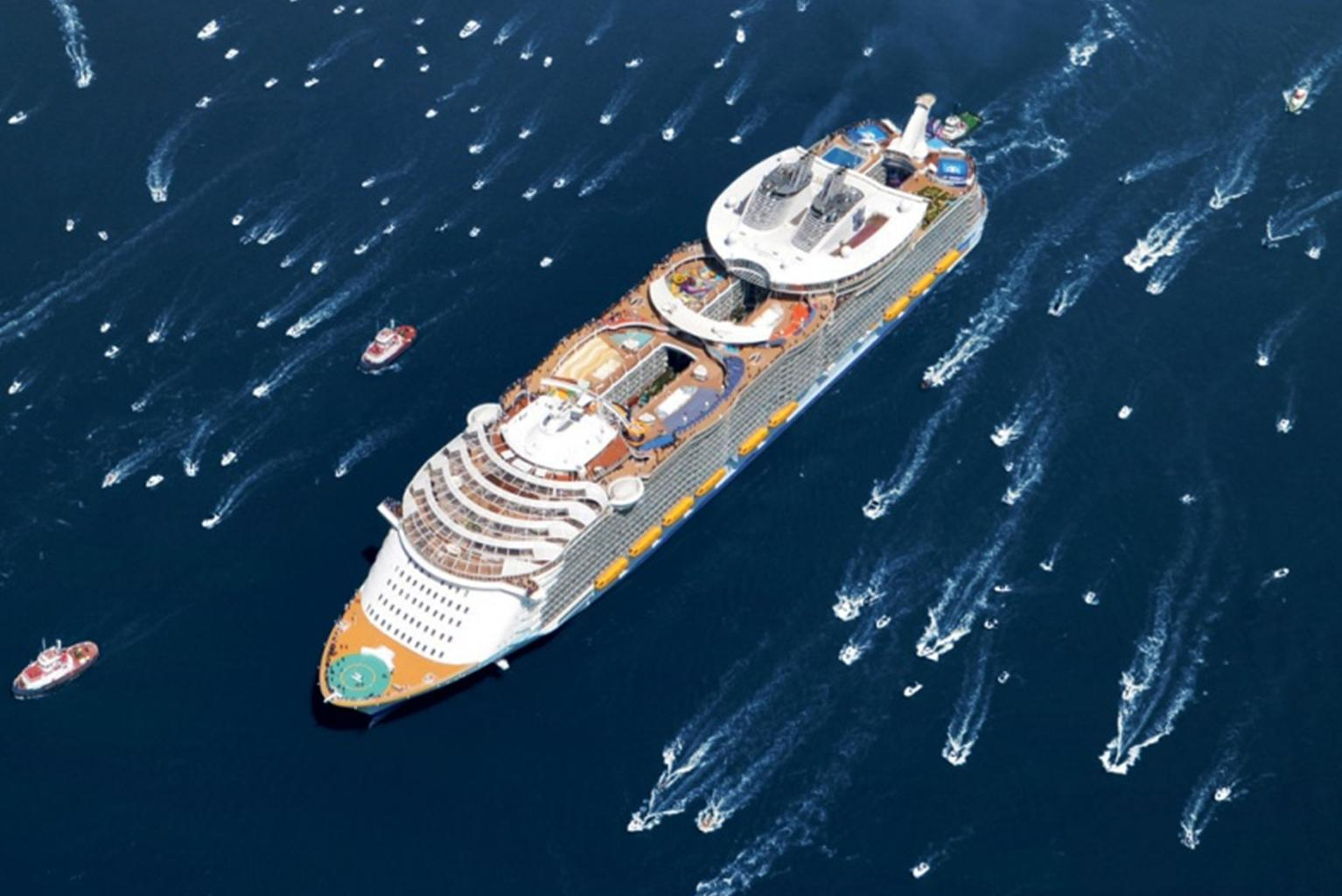 Sixth Oasis-Class Ship To Be Largest