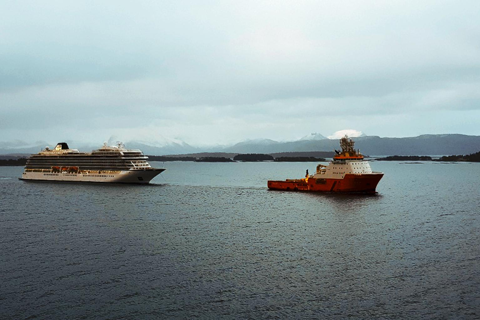 Viking Sky Engine Failure Caused by Low Oil Pressure
